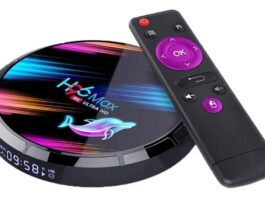 opiniones H96 Max X3 Amlogic s905x3 Tv Box