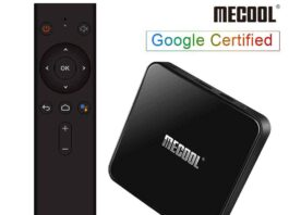 Opiniones MECOOL KM3 Android TV Box