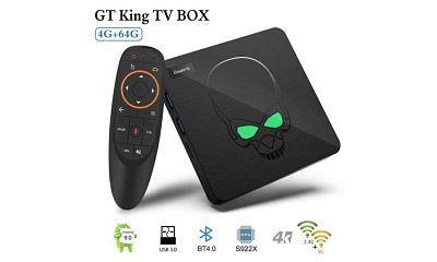 opiniones Tv Box Gt King